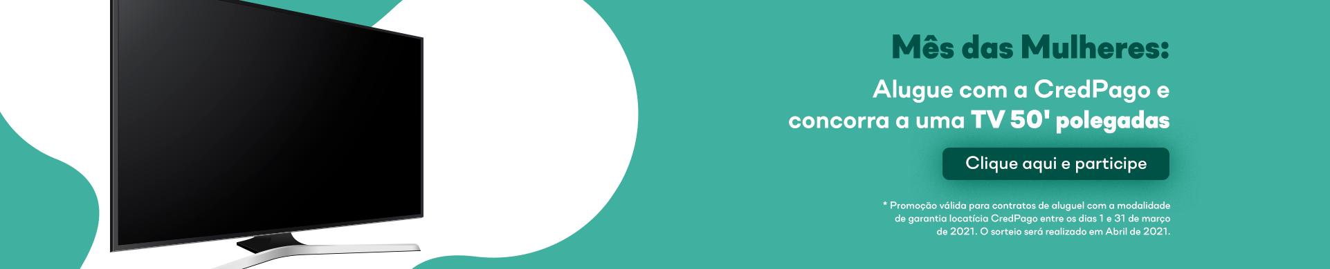 Promoção CredPago mês da mulher