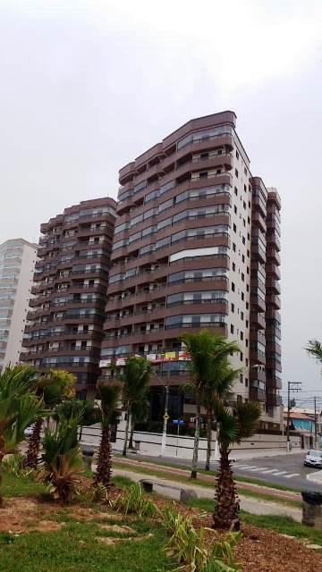 Praia Grande Vila Caicara Apartamento Venda R$500.000,00 Condominio R$565,00 3 Dormitorios 2 Vagas Area construida 110.00m2